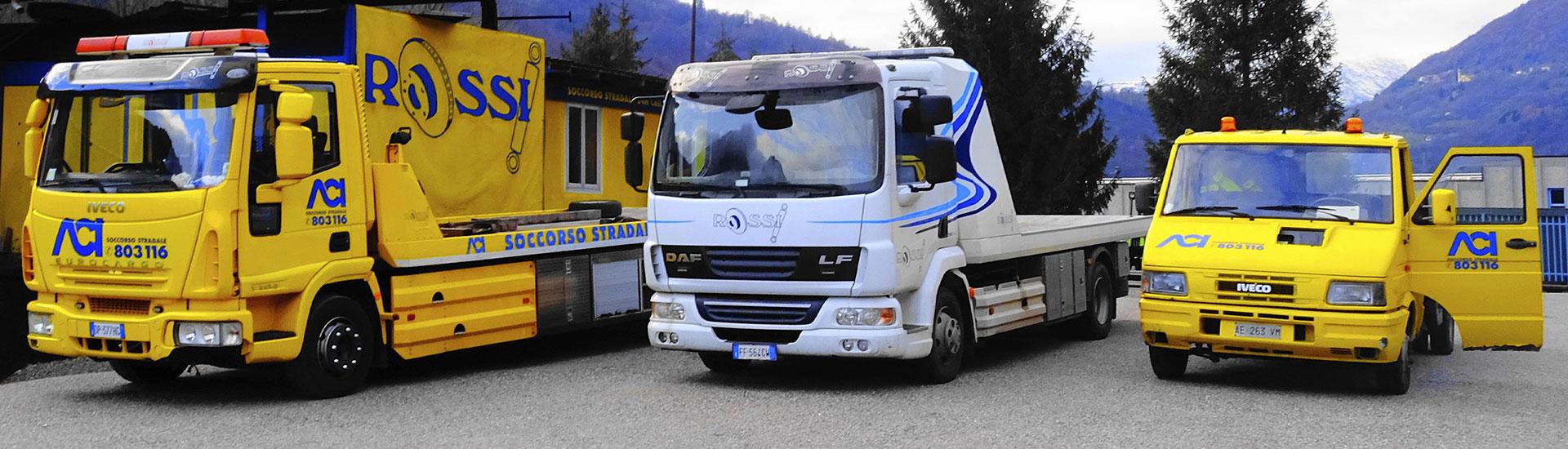 Autosoccorso | Rossi Racing
